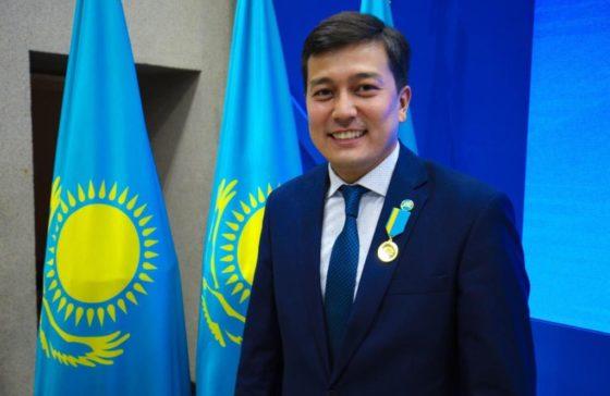 Zhanat Chukeyev