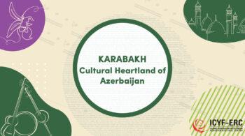 POSTER _ Karabakh - Cultural Heartland of Azerbaijan