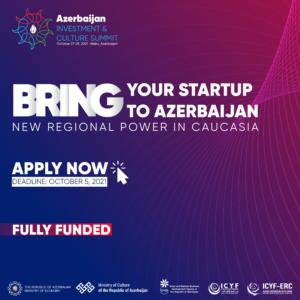 Azerbaijan Summit_Poster